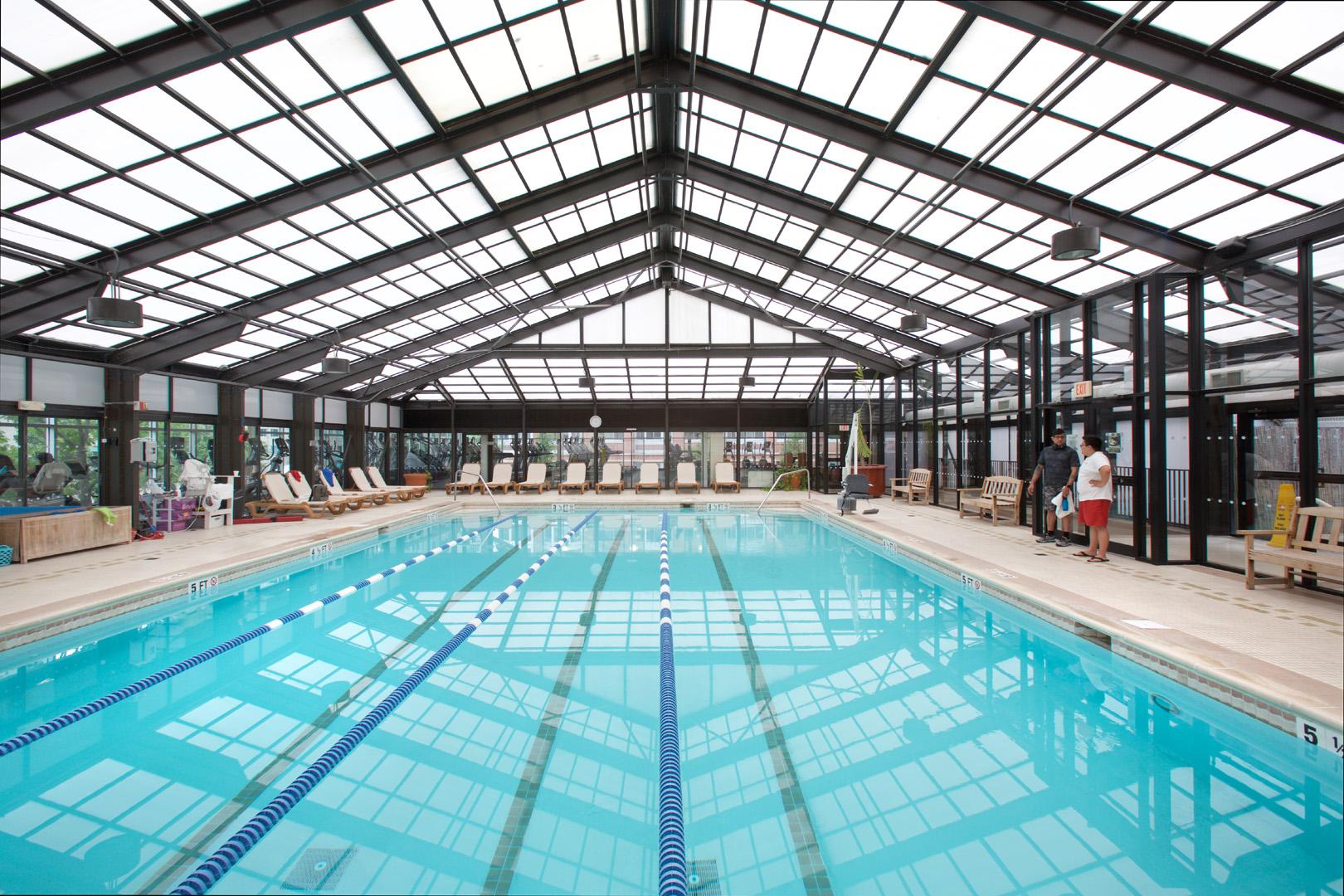 Facilities Newport Swim Fitness